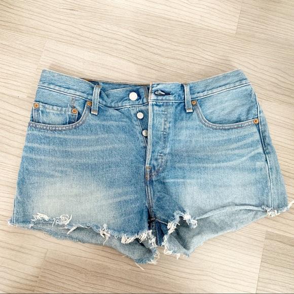 Levi's Pants - Levi's Denim Jean Shorts
